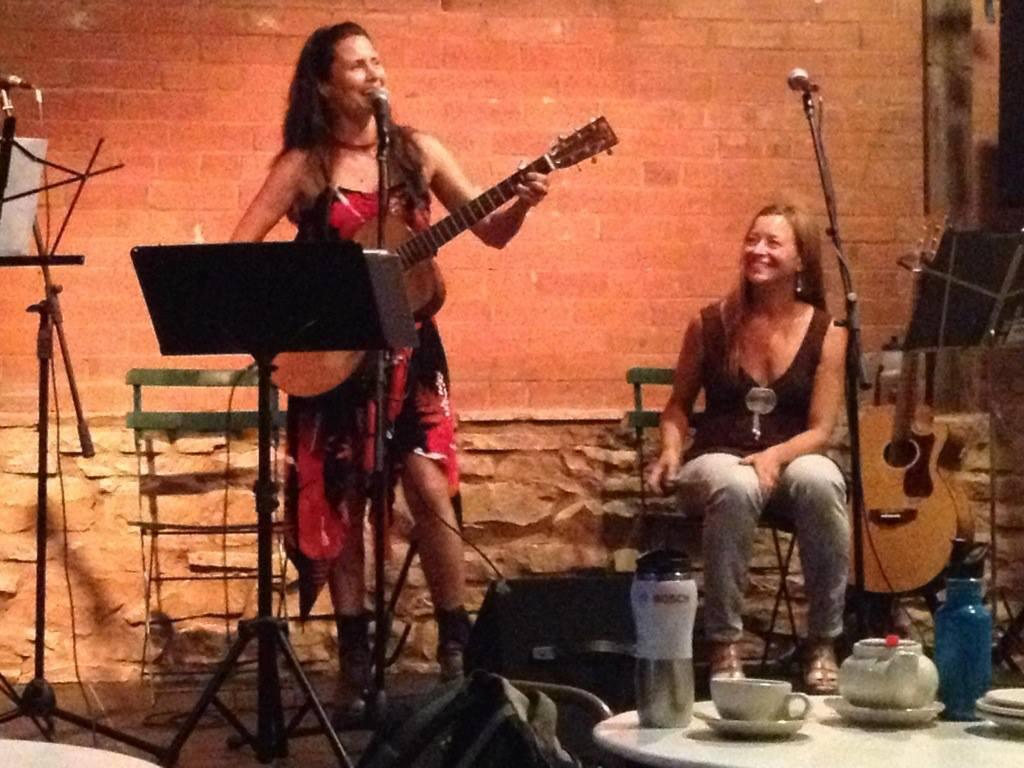 Rebecca Abraxas in Concert