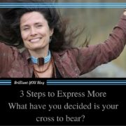 3 steps to express more